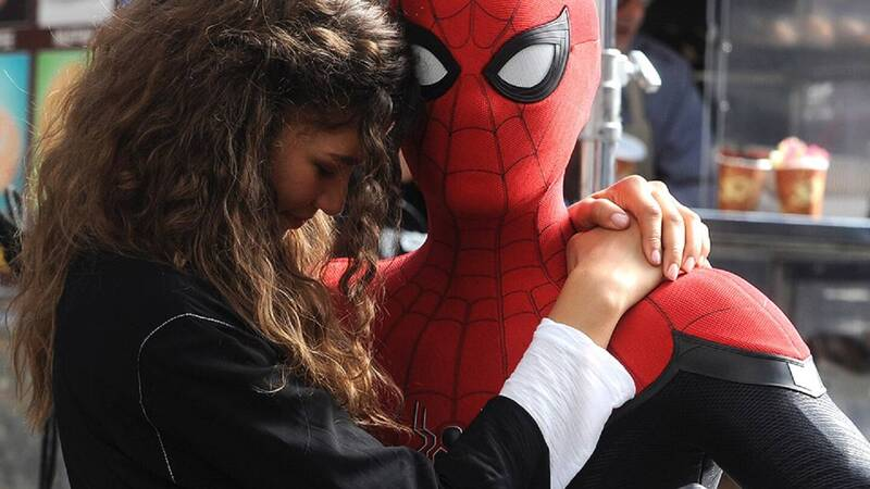 The new Spider-man costumes from Spider-man: No Way Home