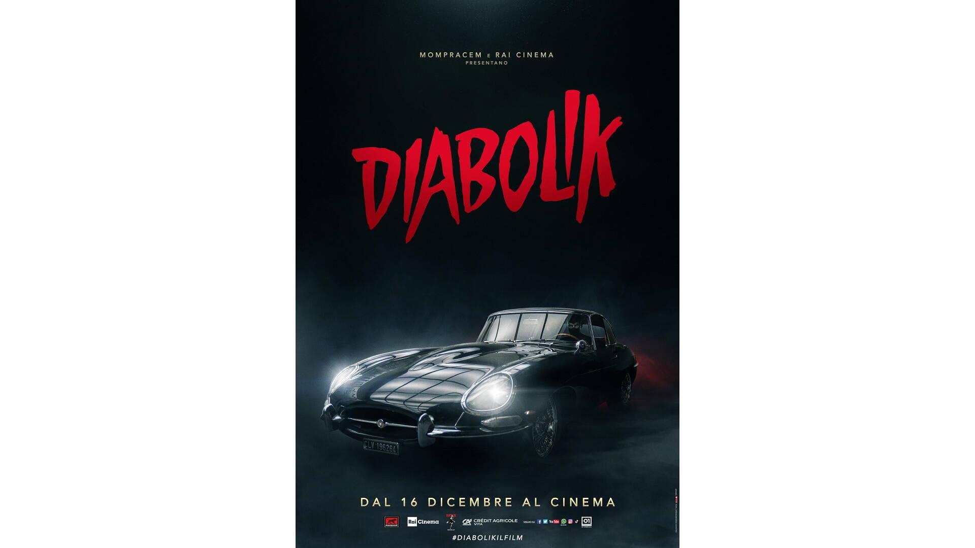 Il trailer di Diabolik, il film dei Manetti Bros.