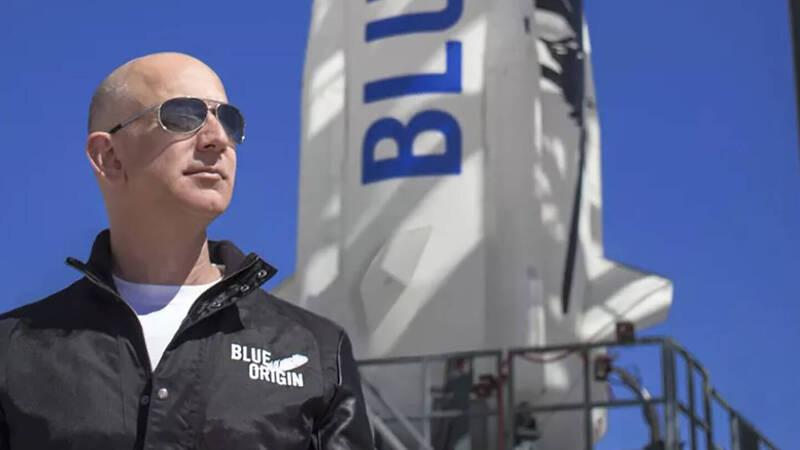 Jeff Bezos writes an open letter to NASA