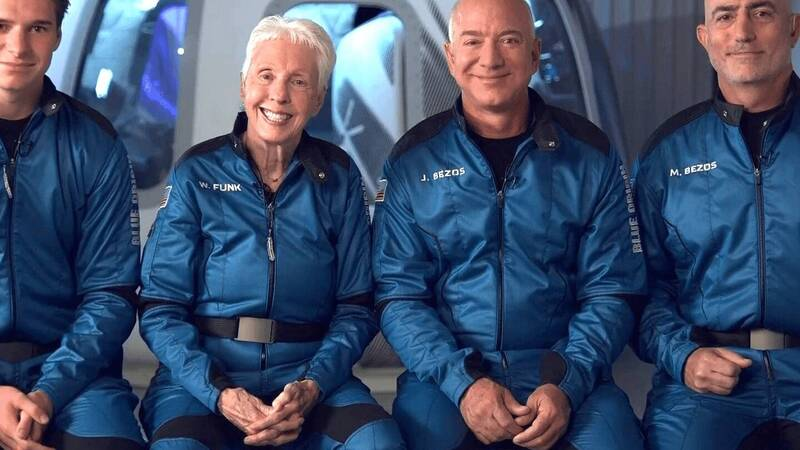 How and when to follow Jeff Bezos' flight into space live