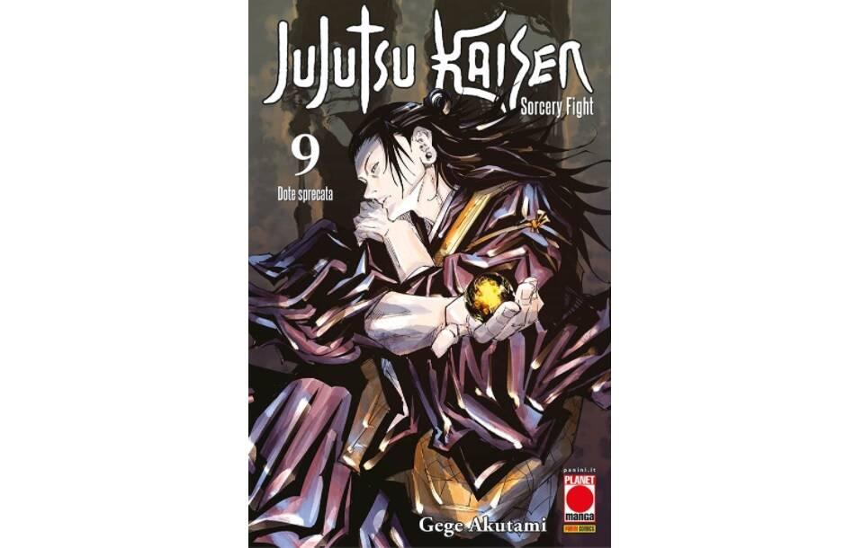 jujutsu kaisen ripresa manga