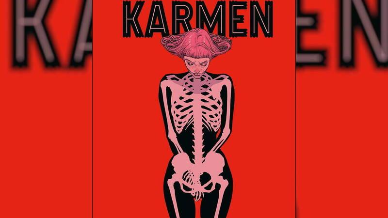 Karmen by Guillem March (Joker), review