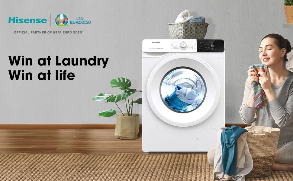 lavatrice hi sense