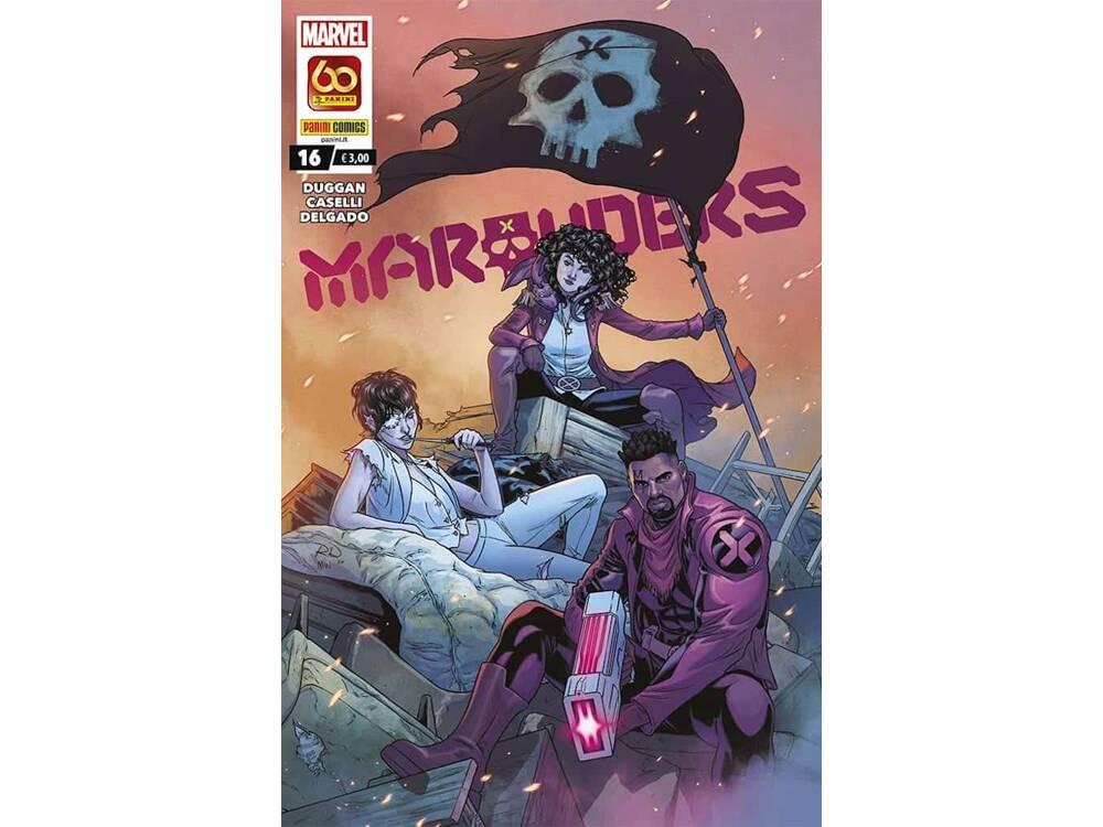 Le Novità Panini Marvel Luglio 2021