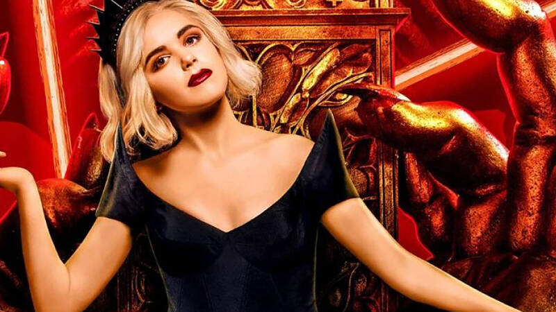 The Terrifying Adventures of Sabrina will continue in a comic