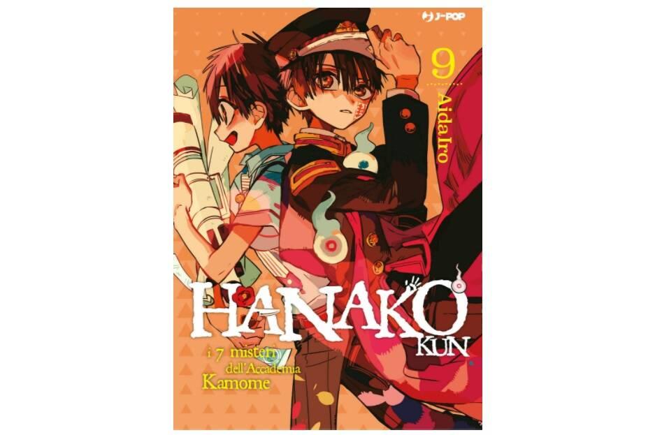 Le uscite Edizioni BD e J-Pop Manga del 7 luglio