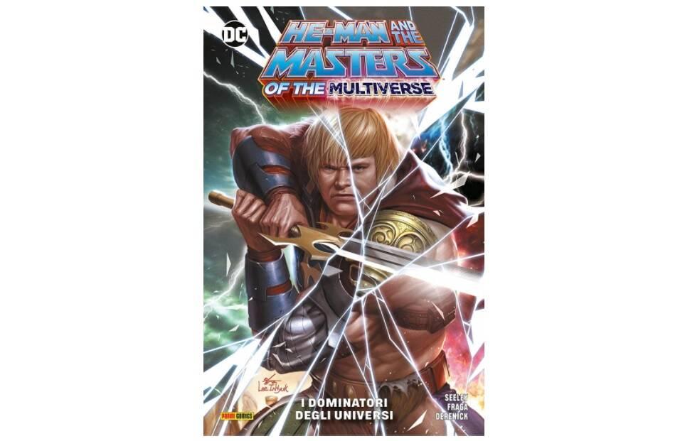 Le uscite Panini DC Italia Panini Marvel e Panini Comics del 22 luglio 2021