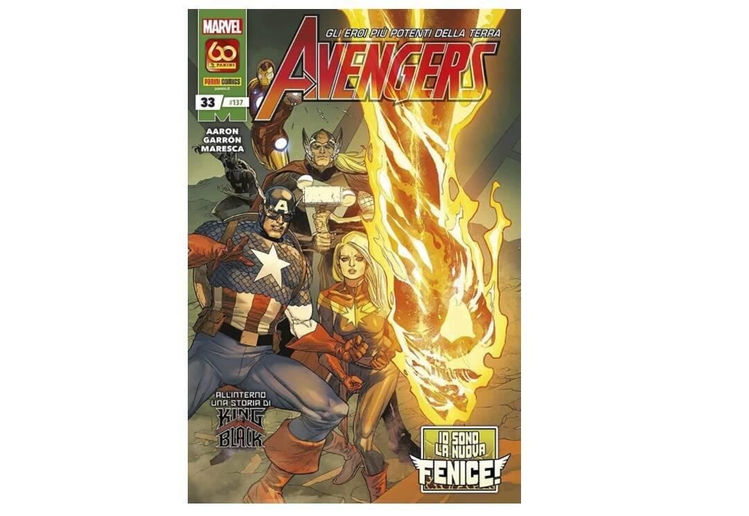 Le uscite Panini Marvel e Panini Comics dell'8 luglio 2021