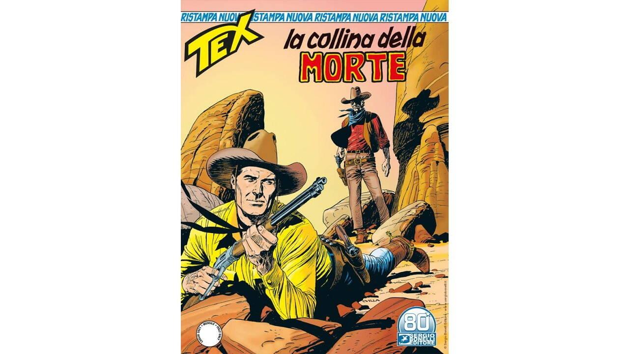 Le uscite Sergio Bonelli Editore dal 13 al 18 luglio 2021