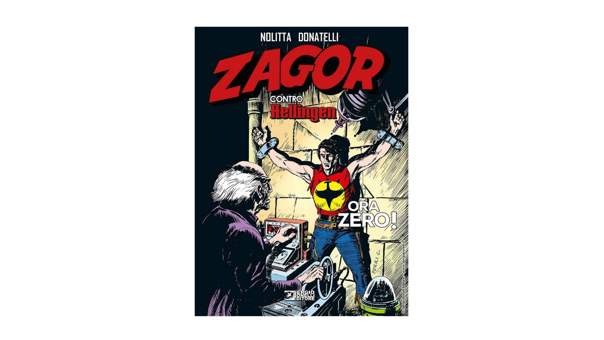 Le uscite Sergio Bonelli Editore dal 19 al 25 luglio 2021