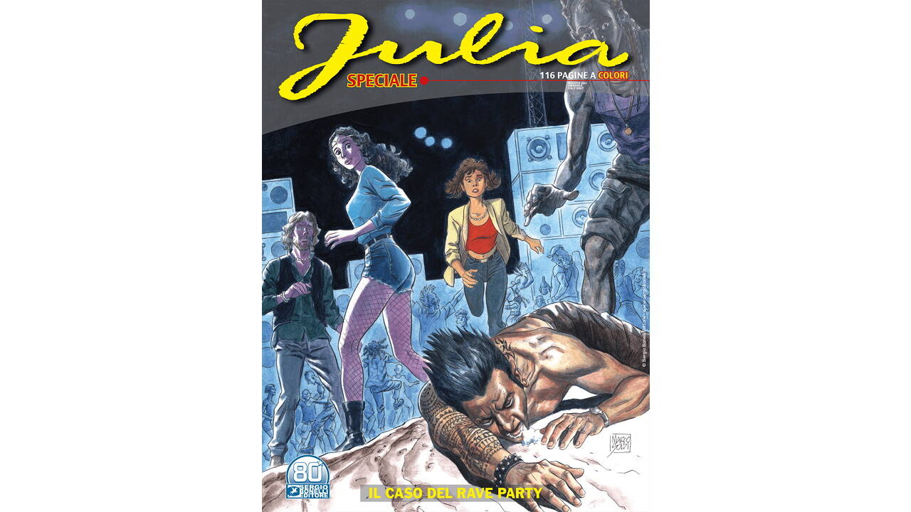 Le uscite Sergio Bonelli Editore dal 26 luglio al 1° agosto 2021