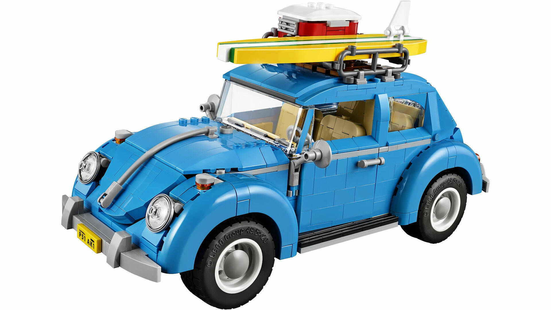 LEGO CREATOR EXPERT #10279 VOLKSWAGEN T2 CAMPER VAN