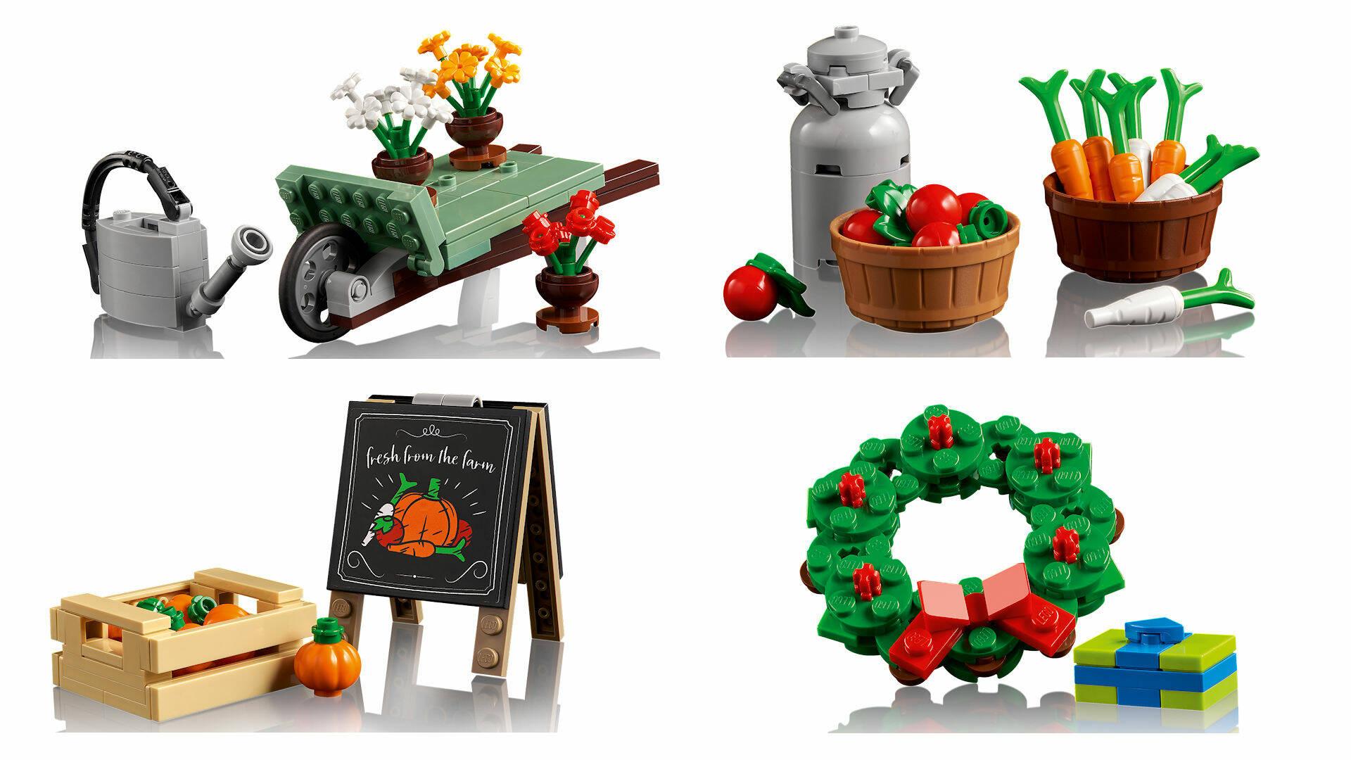 LEGO CREATOR EXPERT 10290 PICKUP