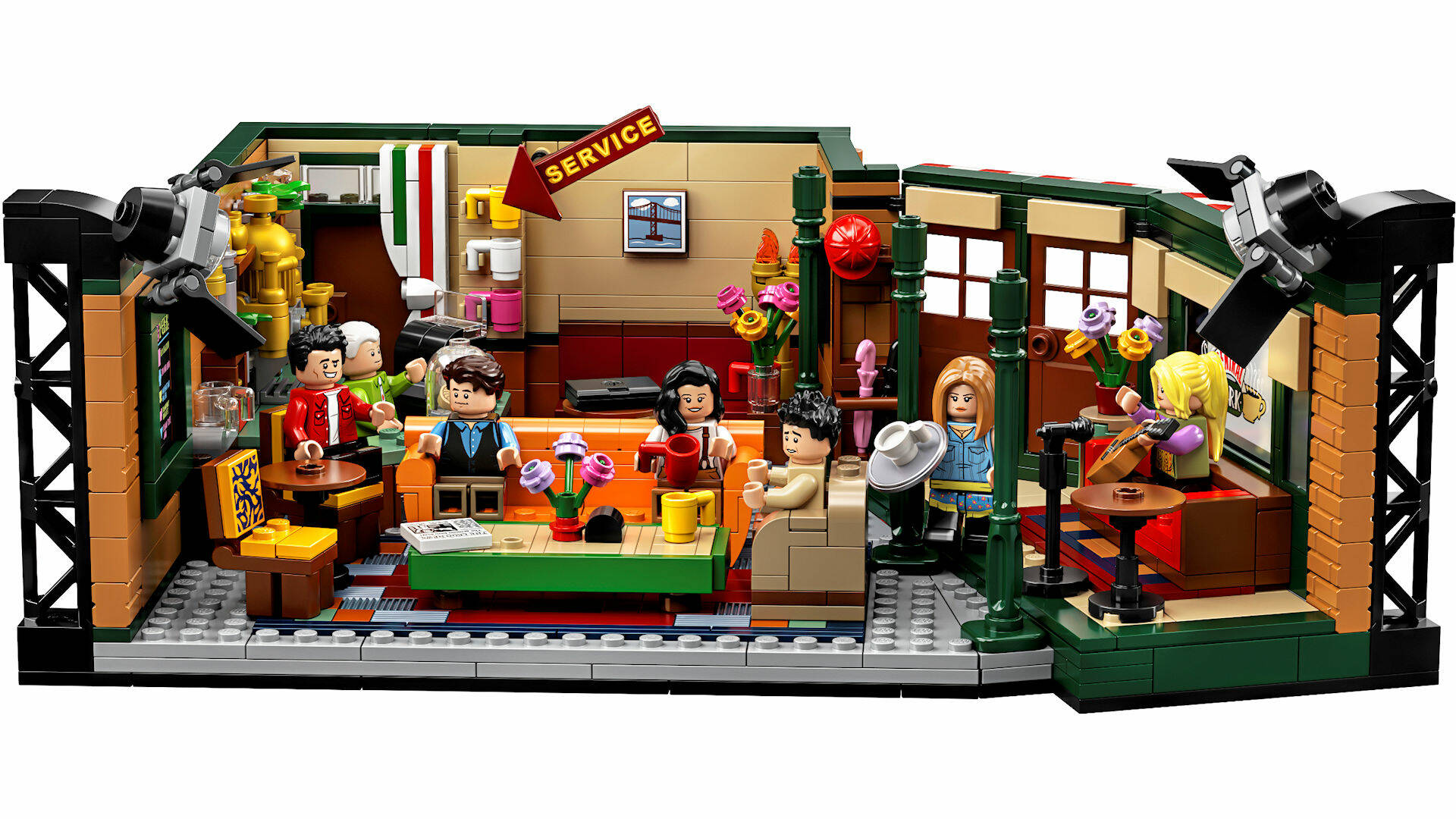 LEGO IDEAS #21328 SEINFELD