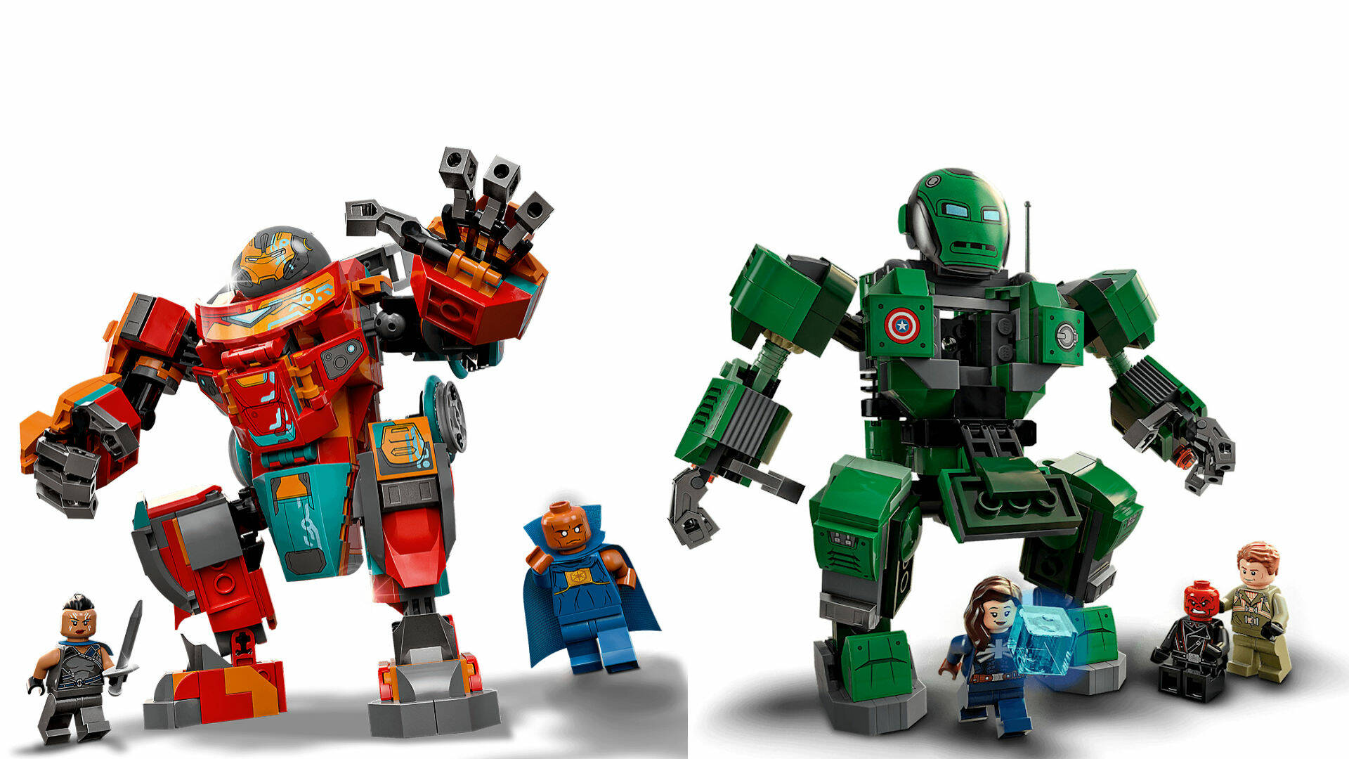 LEGO MARVEL WHAT IF