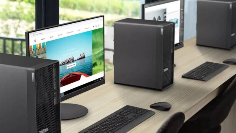 Lenovo ThinkStation P350, here are the new entry-level workstations with Intel Rocket Lake CPU
