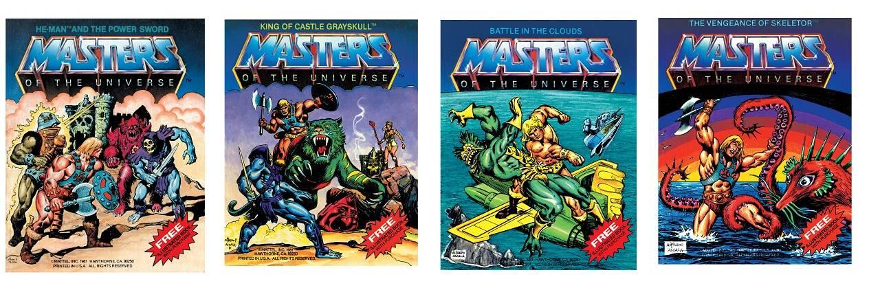 Masters of the Universe, He-Man e tutto il potere degli anni '80