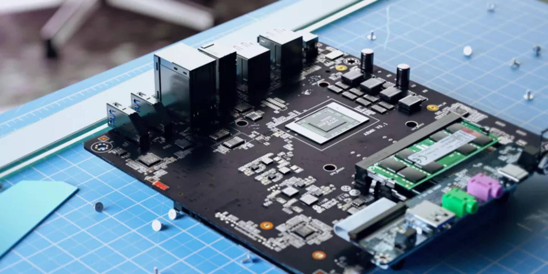 Minisforum AMD Ryzen 5900HX