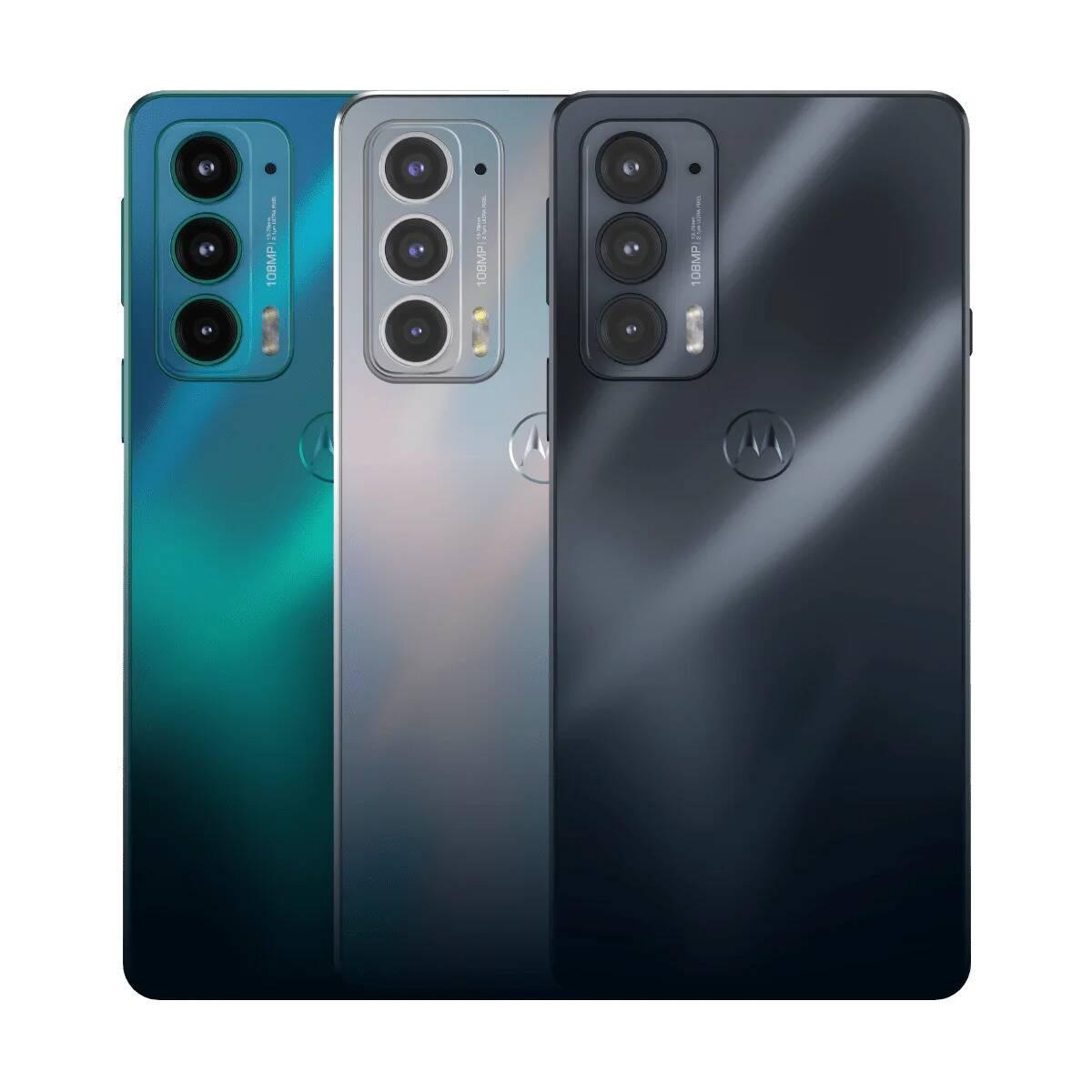 Motorola edge 20 Pro, edge 20 e edge 20 Lite