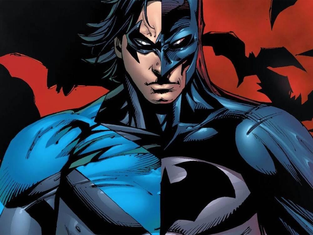 Nightwing Batman