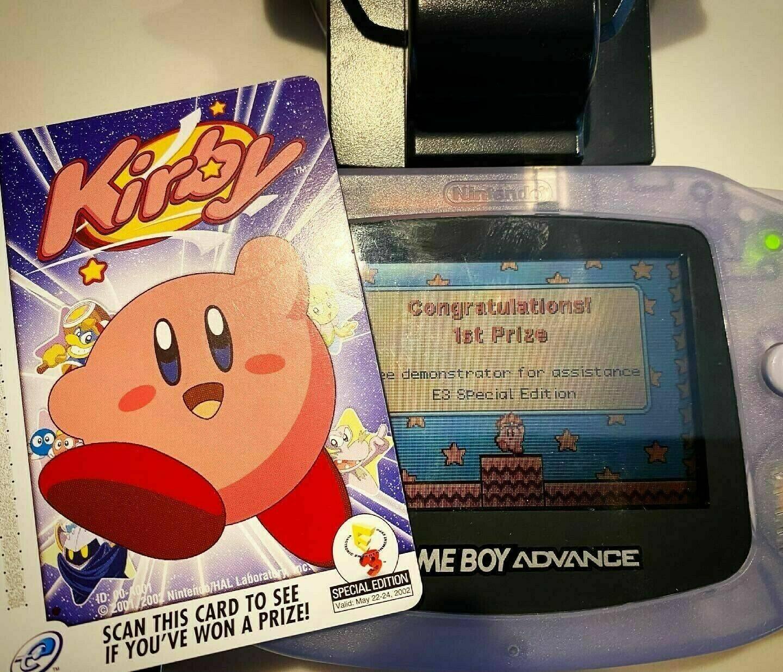 Nintendo e-Reader Card