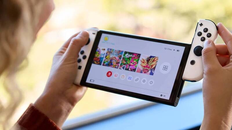Nintendo Switch OLED: Production cost has increased