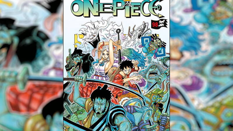 One Piece 98: the review, the battle of Onigashima begins