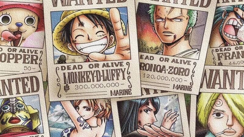Monsters: the first work Eiichiro Oda (One Piece) becomes a manga audio