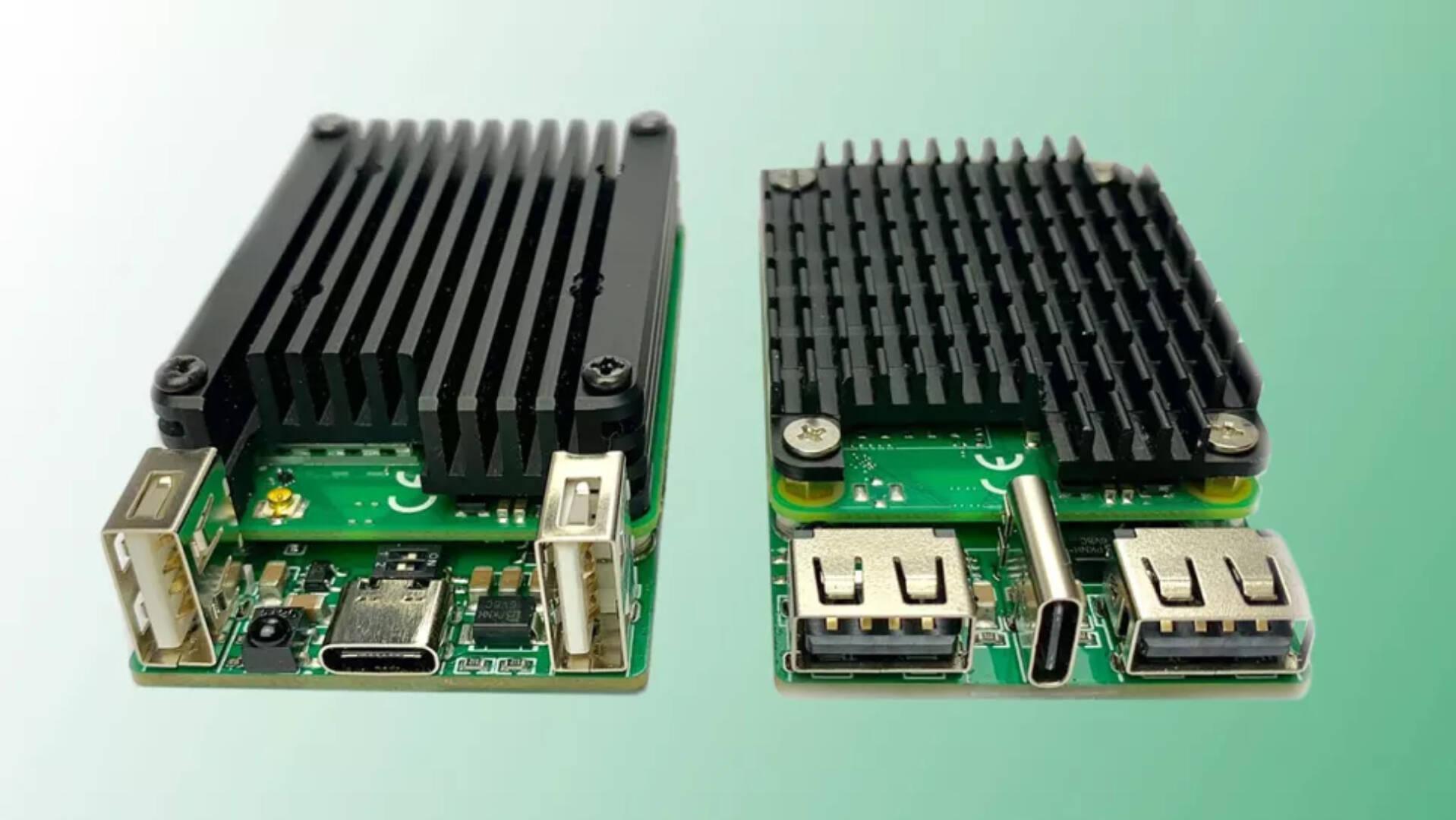 Raspberry Pi 4 Compute Module 4 TV Stick