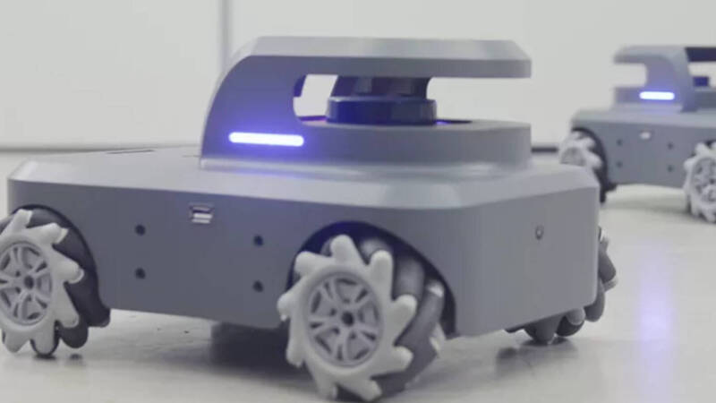 Raspberry Pi 4 becomes the brain of an advanced robot