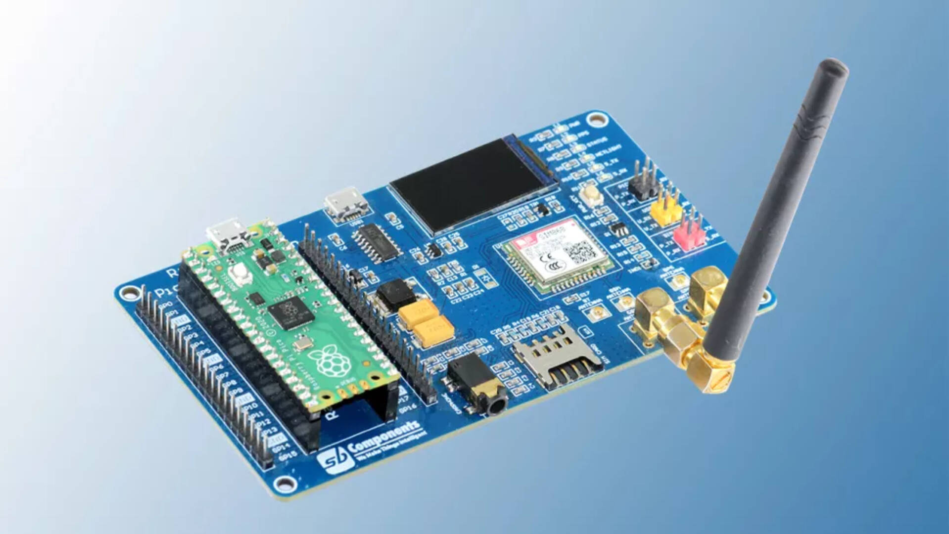 Raspberry Pi Pico 2G