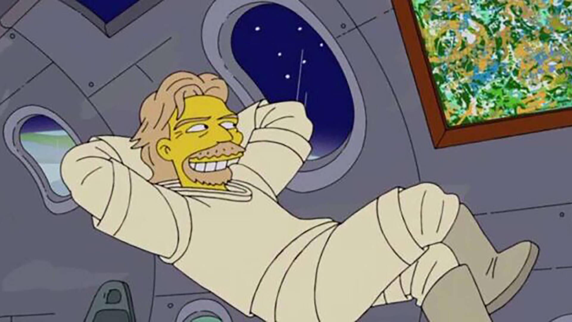 Richard Branson Simpson