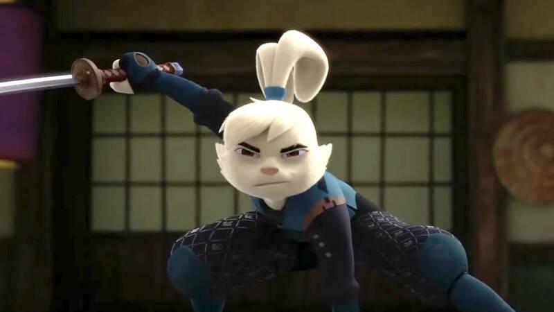 Samurai Rabbit: The Usagi Chronicles, new details on the animated series
