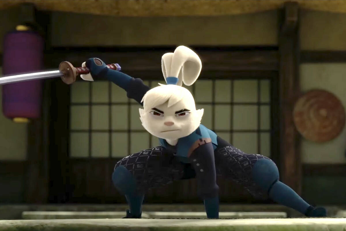 Samurai Rabbit: The Usagi Chronicles
