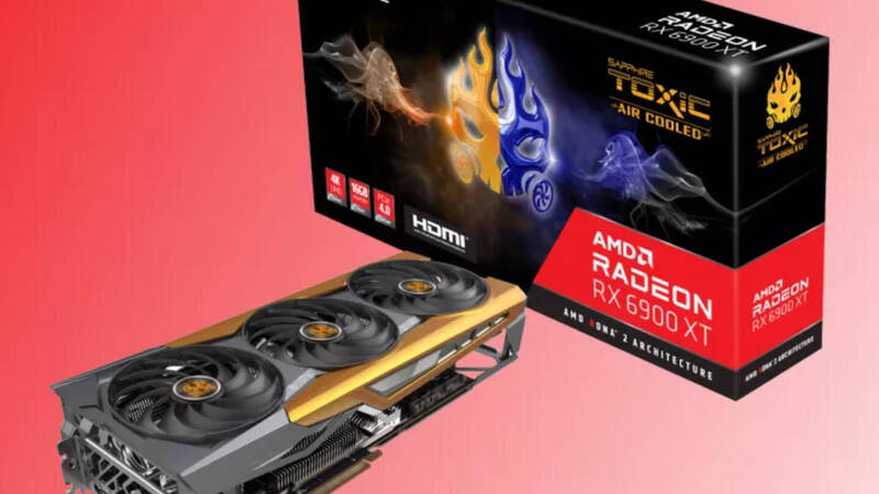 Sapphire, here is the new Toxic Radeon RX 6900 XT