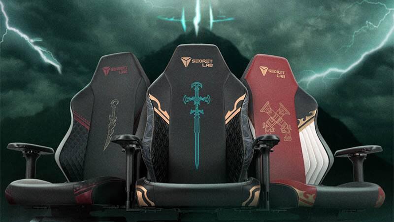 Secretlab League of Legends