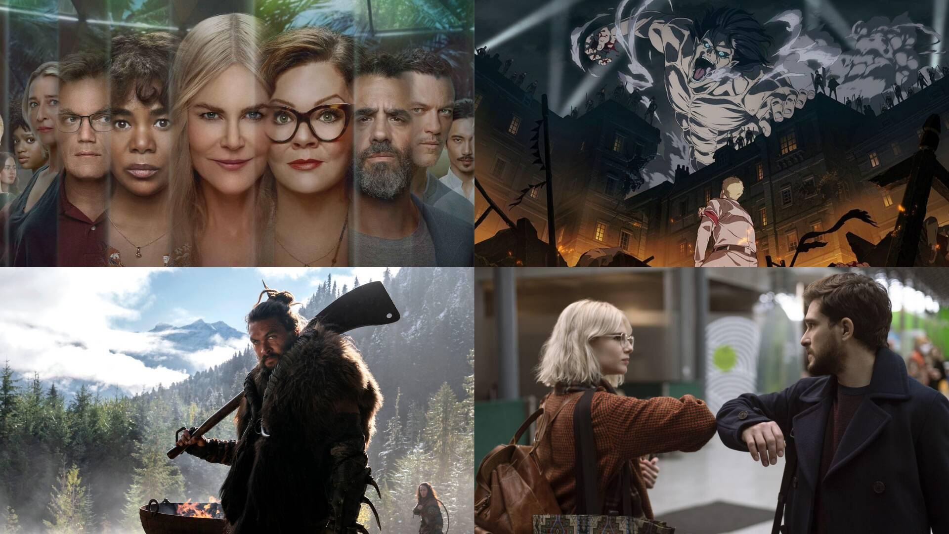 Serie Tv di Agosto 2021