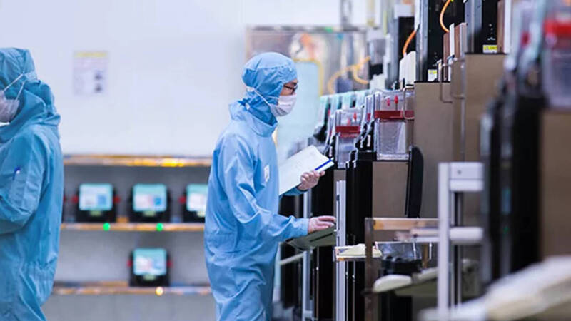 China sets a new record in local semiconductor manufacturing