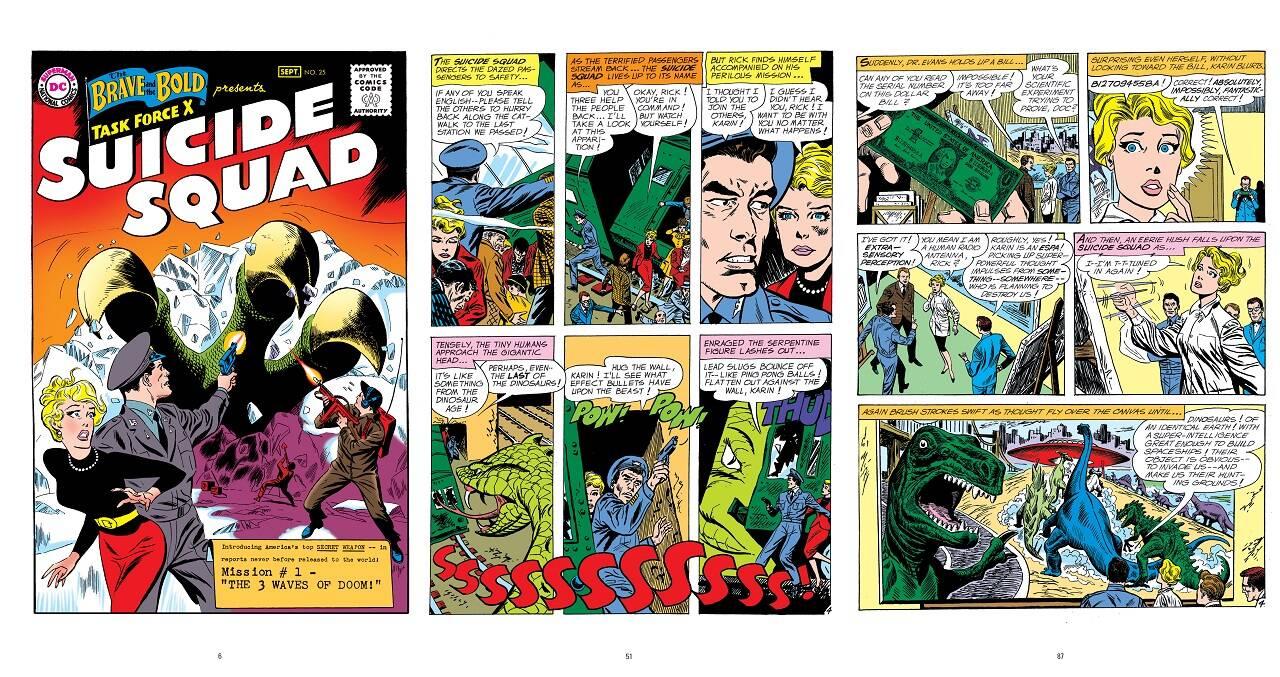Suicide Squad: la storia e le letture essenziali della squadra segreta DC