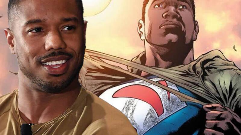 Superman: Michael B. Jordan is developing his Val-Zod series