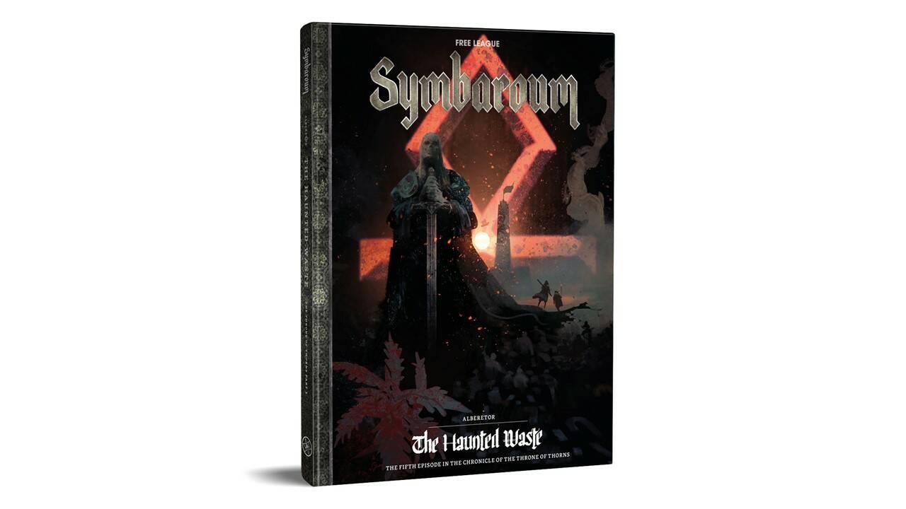 Symbaroum: Alberetor - The Haunted Waste