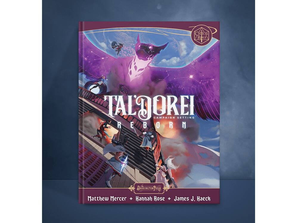 Tal'Dorei Reborn