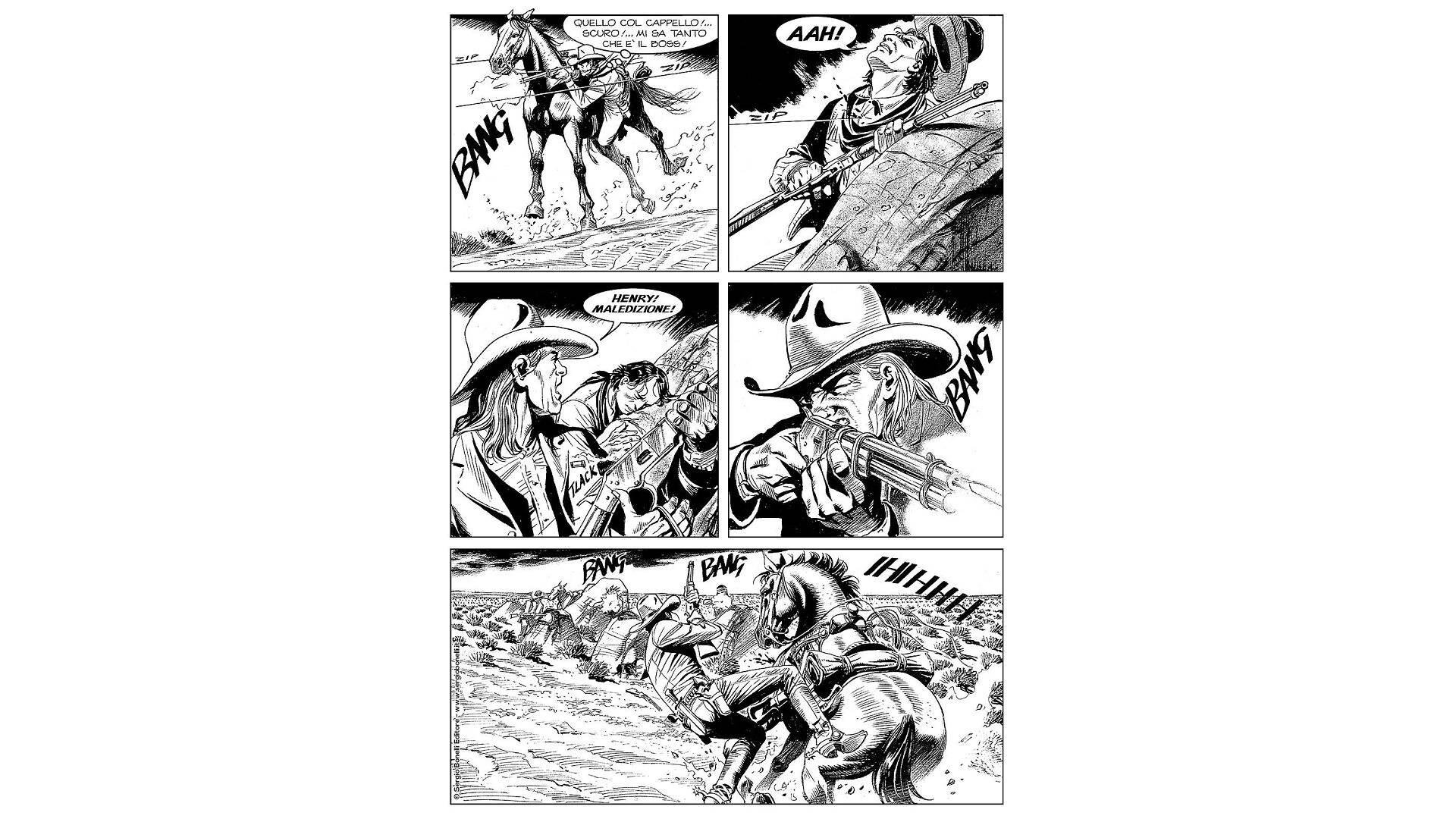 Tex 729 Bis - Agente Indiano, la recensione