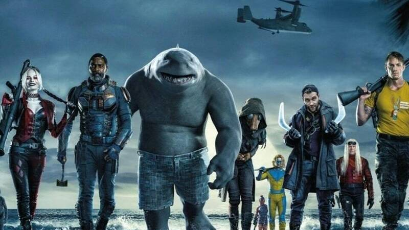 The Suicide Squad: James Gunn had carte blanche, except for a request from Warner Bros.
