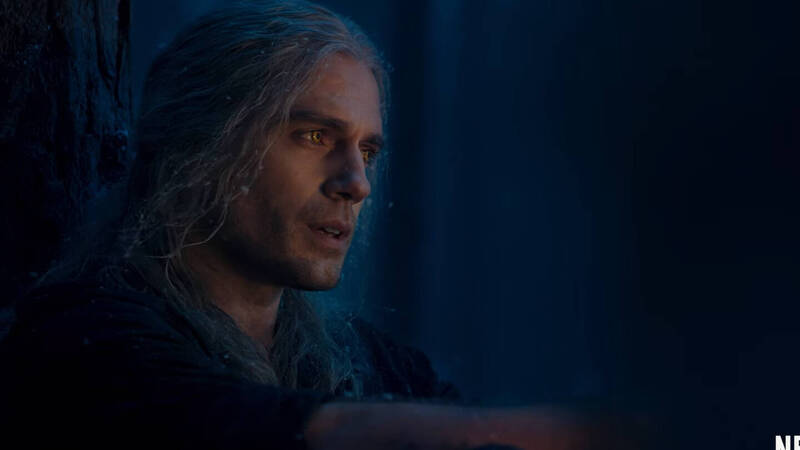 The Witcher 2 - in the Italian trailer, Geralt's training in Kaer Morhen