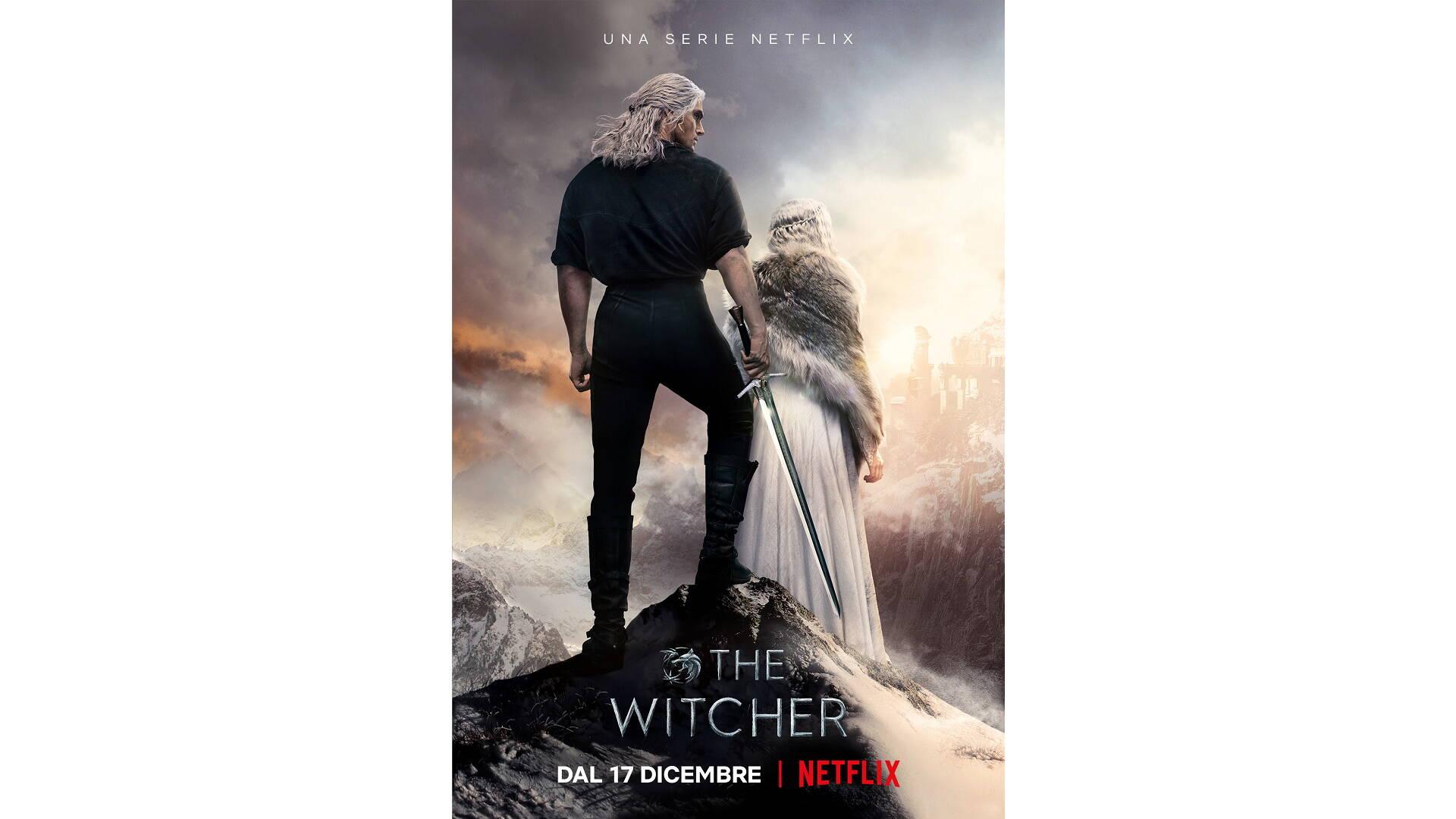 The Witcher Stagione 2: la data di uscita