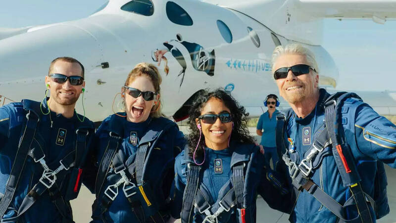 The Virgin Galactic lottery: tickets to travel to space are up for grabs