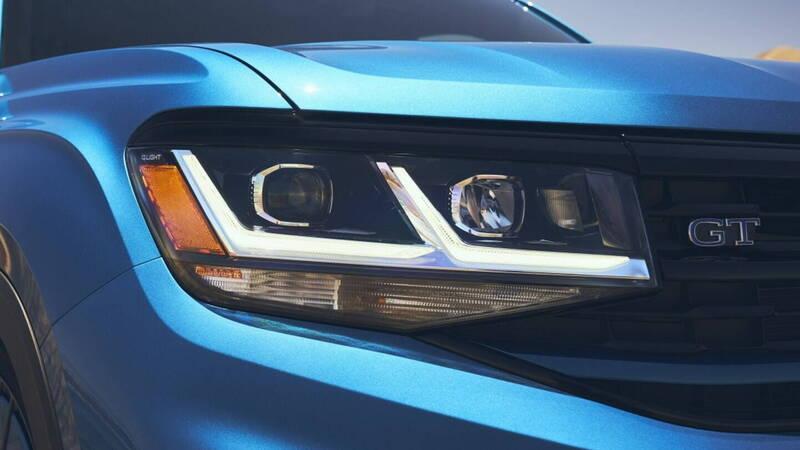 Volkswagen, even more power for the Atlas series