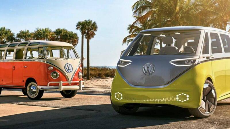Volkswagen ID.Buzz, three models in the pipeline?