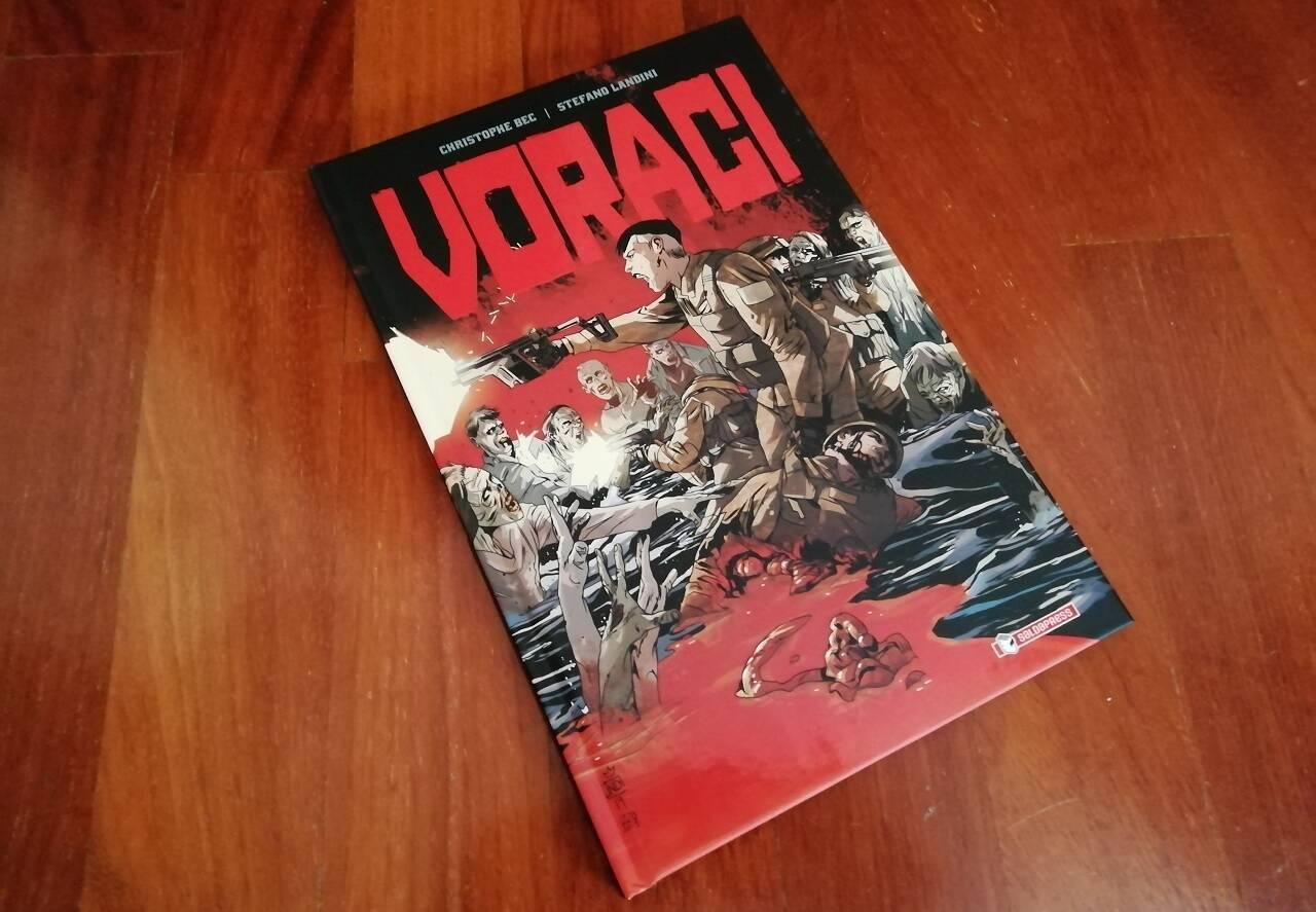 Voraci recensione